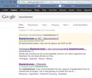 google-basisinkomen-nl