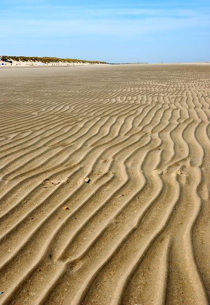 strand renesse bij eb